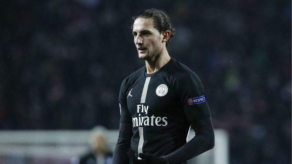 Adrien Rabiot: PSG midfielder's decision to leave backed by Fifpro