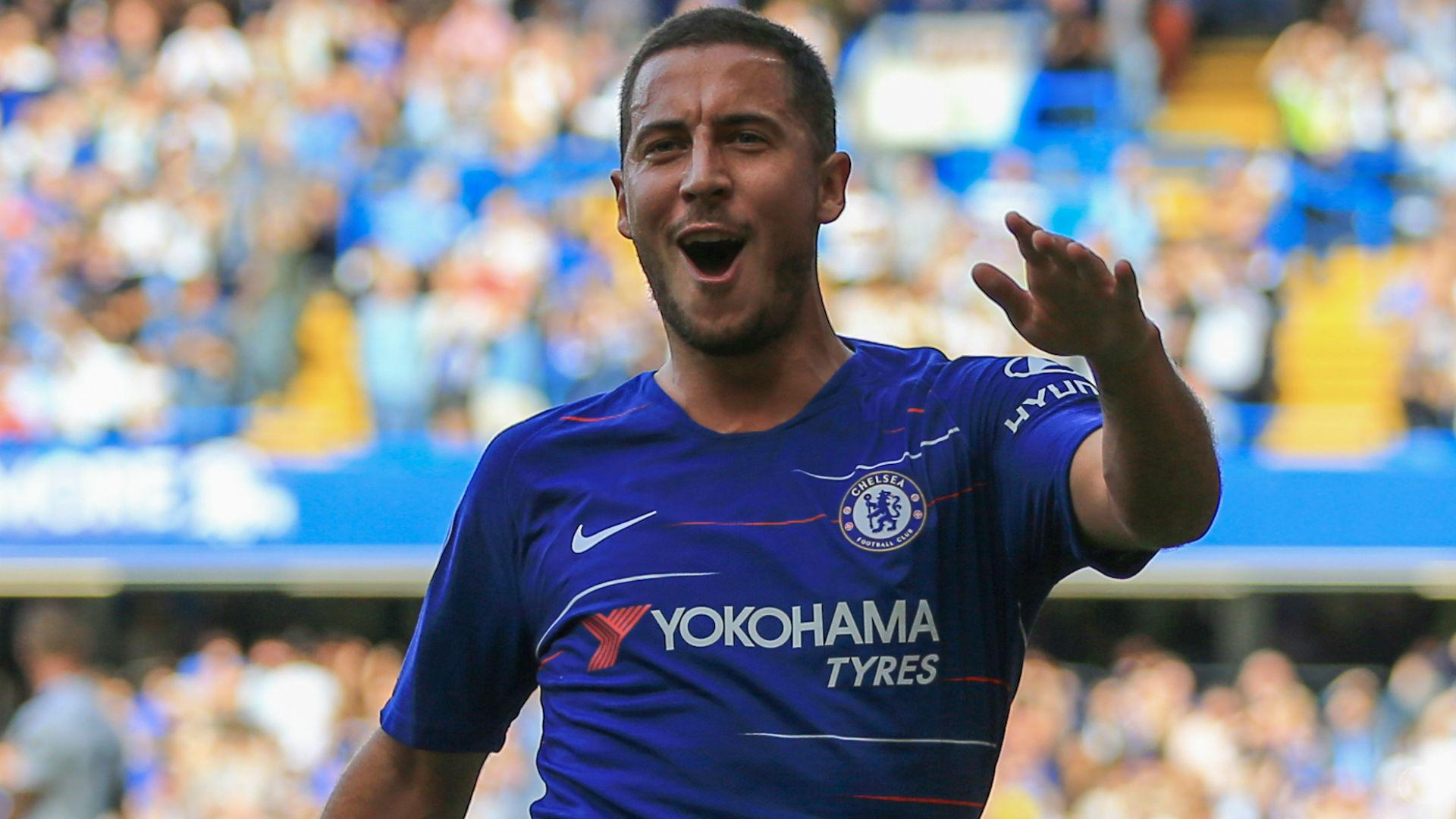 Sarri backs Hazard to become world's best at Chelsea