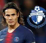 Report: Cavani Turns Down Offer From China