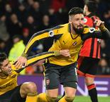 Comeback showed Arsenal should have done better - Giroud