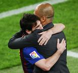Lionel Messi Was Never Going To Leave Barcelona Insists Pep Guardiola