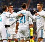 Real Madrid Head Into Knockout Stage On A Winning Note