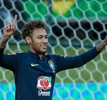 Neymar Fitter Than Brazil Expected Before the World Cup