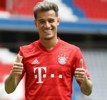 FOOTBALL: Bundesliga: Coutinho becomes the latest Bayern Brazilian
