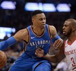 Rockets Reunite Westbrook And Harden, Trading Paul To Oklahoma City – Reports