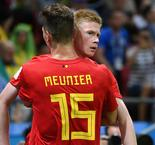 Belgium v England: Bronze medal now the minimum for Meunier