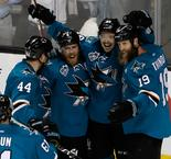 Sharks give St Louis the blues for series lead
