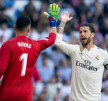 "Navas ""Grateful"" After Returning To Real Madrid Lineup"
