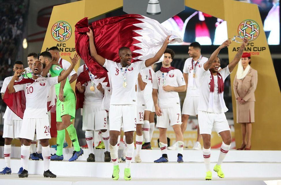 Asian Cup 2019- Qatar's historical win in pictures