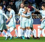 Europa League: Real Sociedad 1 Zenit 3