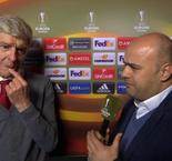 Wenger: We should have qualified tonight