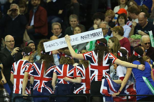 Great Britain through to Davis Cup quarter-finals