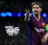 Sports Burst - In Love With Messi