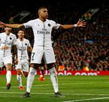 UEFA Champions League - Manchester United 0 PSG 2 - Match Report