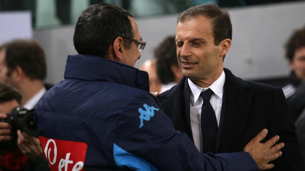 Allegri and Sarri - Cropped