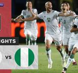 Aljazair 2-1 Nigeria | AFCON Match Highlights