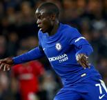 Kante back in training after health scare