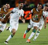 Magical Mahrez books final against Senegal