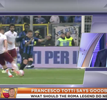 The Locker Room: Have Roma Botched Totti's Farewell?