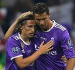 Modric disappointed by Ronaldo's Madrid departure