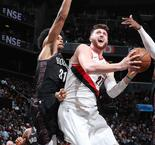 GAME RECAP: Blazers 113, Nets 99