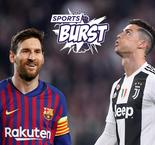 Sports Burst - Official: Messi Better Than Ronaldo