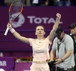 Qatar Total Open : Catherine Bellis vs Simona Halep