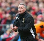 Struggling Stoke appoints Lambert