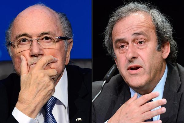FIFA Ethics Committee submits reports on Sepp Blatter and Michel Platini