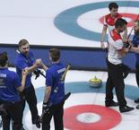 CURLING: Sweden 9 Switzerland 3