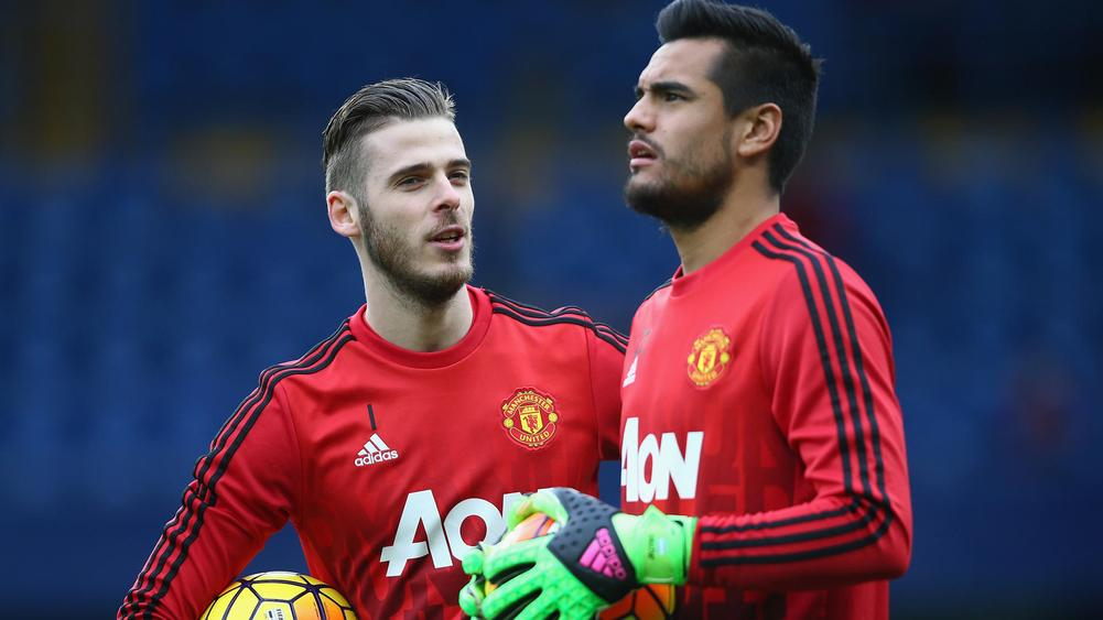 De Gea stay good for me - Romero