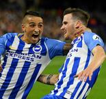 Gross secures survival as Brighton stuns United
