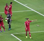 UAE FA Fined for fan conduct against Qatar in Asian Cup