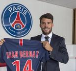 Bernat completes switch from Bayern to PSG