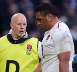 Vunipola's Six Nations campaign is over