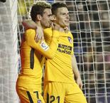 Gameiro the difference as Atleti ends Eibar streak