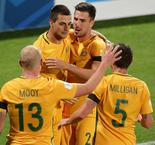 Luongo and Juric ensure winning start for Socceroos