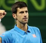 Djokovic meets Bayern stars at Qatar Open