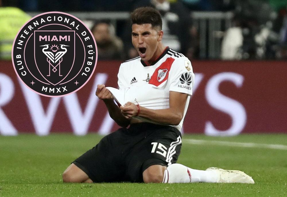 River Plate's Exequiel Palacios Turned Down David Beckham's Inter Miami | beIN SPORTS