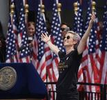 Rapinoe Jokes She's Too Busy For Presidential Run As USWNT Parade Through NYC