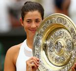 Muguruza Exorcises Wimbledon Demons With Win Over Williams