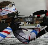 Biathlon-Poursuite (D): Bescond sur le podium !