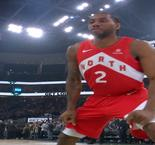 GAME RECAP: Raptors 105, Bucks 99
