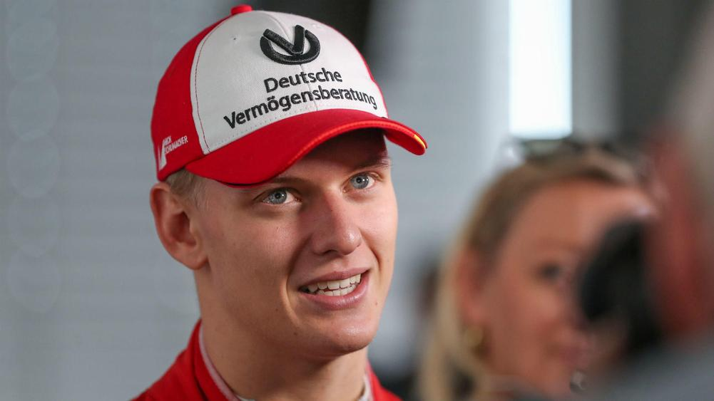 Mick Schumacher can be a Formula One star, says Mercedes boss