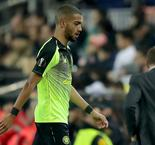 Toljan sees red as Cetic crashes out