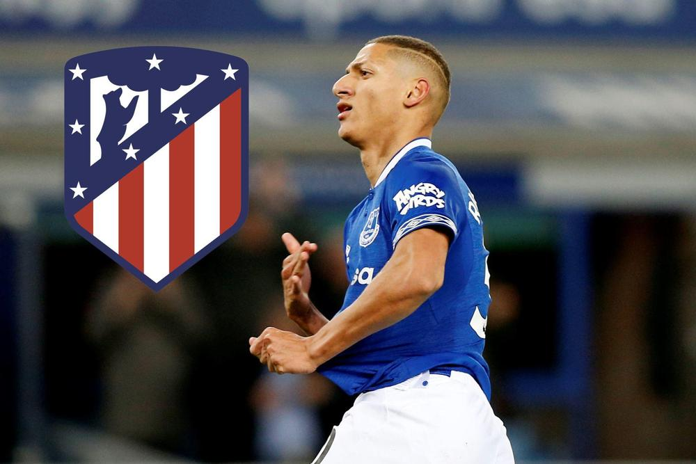 Richarlison Atletico Madrid