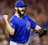 Cubs blank Pirates, win NL wildcard play-off