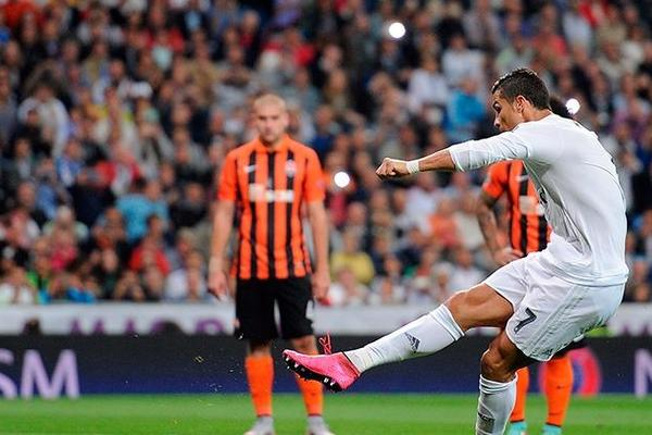 Real Madrid 4-0 Shakhtar Donetsk