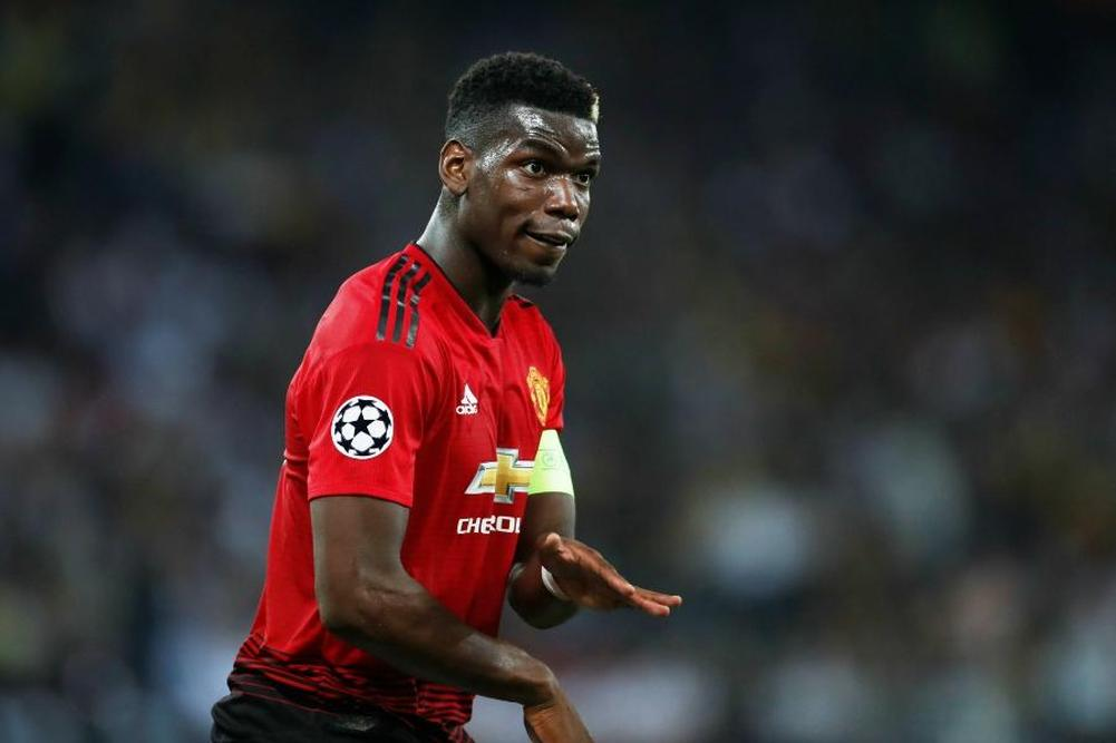 Angleterre: Paul Pogba n'est plus le second capitaine de Manchester United