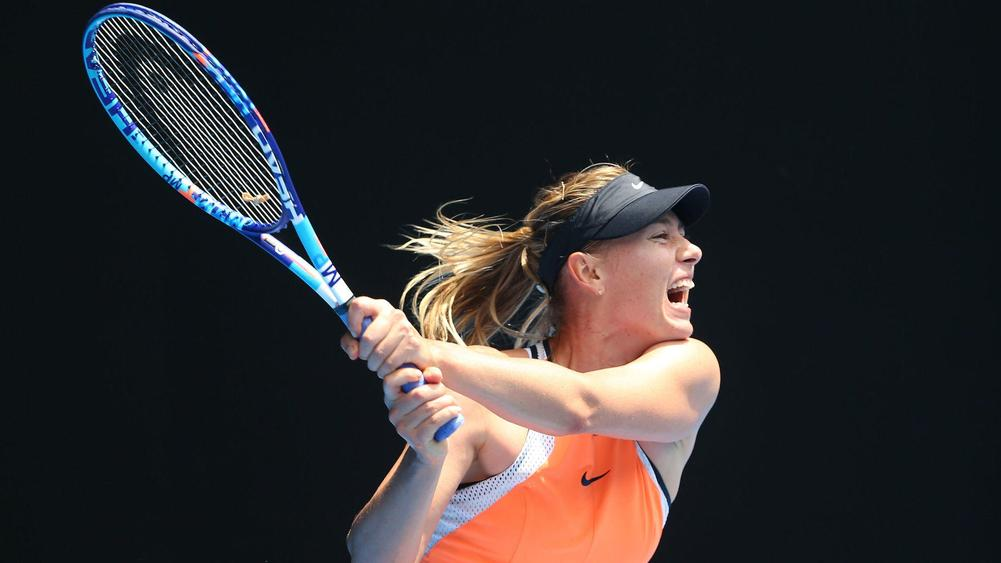 French decision on Maria Sharapova in May